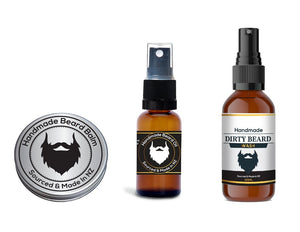 LeJonJon Beard Care Trio Pack - Get a Cut NZ