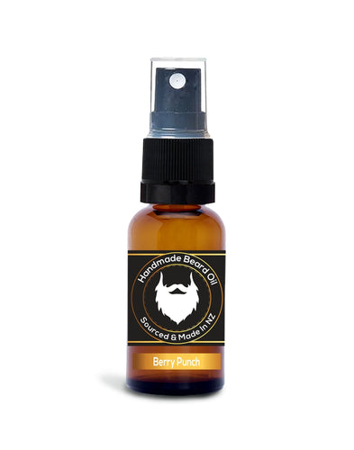 LeJonJon Handmade Berry Punch Beard Oil - Get a Cut NZ