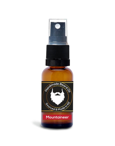 LeJonJon Handmade Mountaineer Beard Oil - Get a Cut NZ