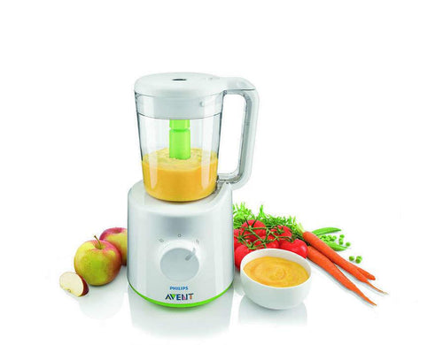 Philips Avent Combined Steamer and Blender SCF870/21 ** Brand new! ** - Get a Cut NZ
