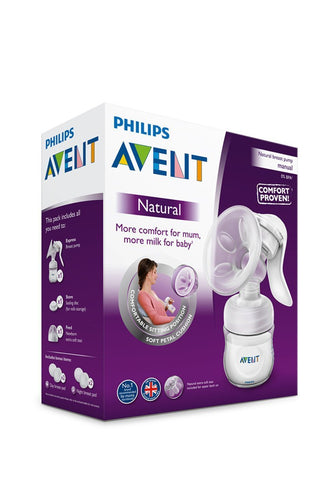 Philips Avent Comfort Manual Breast Pump SCF330/20 ** Brand new! ** - Get a Cut NZ