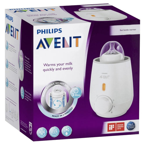 Philips Avent Electric Bottle Warmer SCF355/00 ** Brand new! ** - Get a Cut NZ
