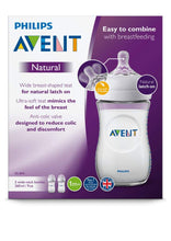 Load image into Gallery viewer, Philips Avent Natural Bottle 260ml 2 pack SCF033/27 ** Brand new! ** - Get a Cut NZ