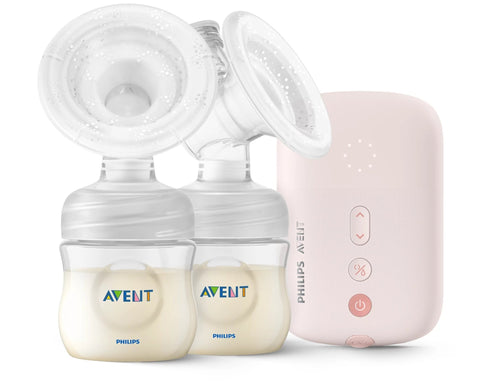 Philips Avent Twin Electric Breast Pump SCF397/11 ** Brand new! ** - Get a Cut NZ