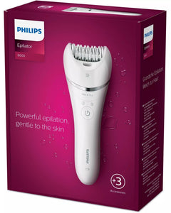 Philips Epilator Series 8000 Wet & Dry 2 BRE700/00 - Get a Cut NZ