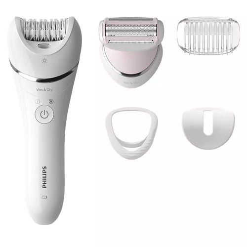 Philips Epilator Series 8000 Wet & Dry 4 BRE710/00 - Get a Cut NZ