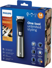 Load image into Gallery viewer, Philips 14-in-1 Multigroom Series 7000 MG7745/15 - Get a Cut NZ