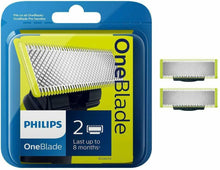 Load image into Gallery viewer, Philips OneBlade Replacement blade 2 Pack QP220/50 - Get a Cut NZ