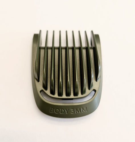 Philips Replacement 3mm Body Comb - Get a Cut NZ