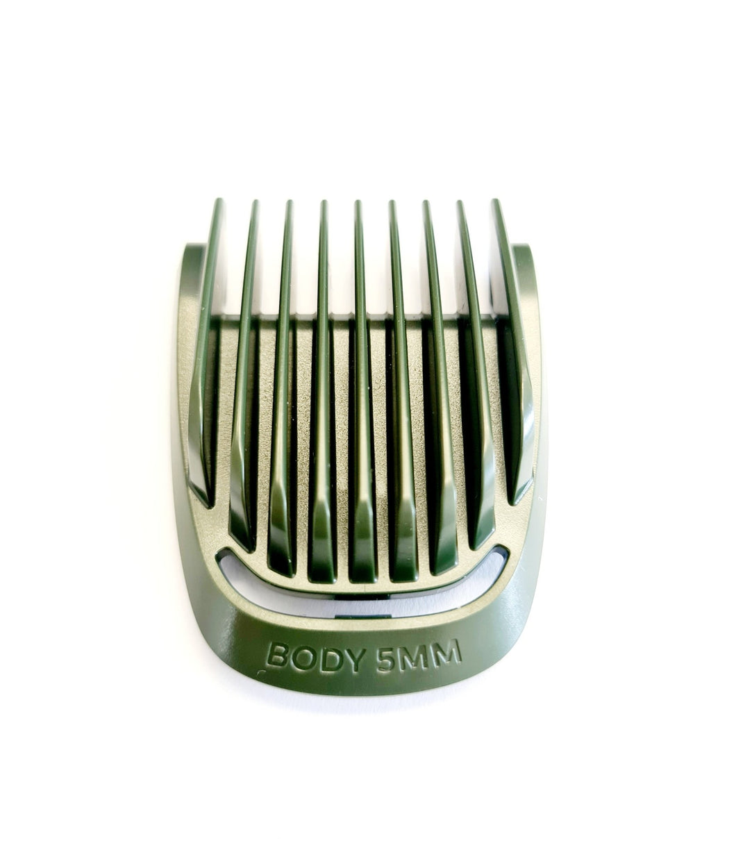 Philips Replacement 5mm Body Comb - Get a Cut NZ