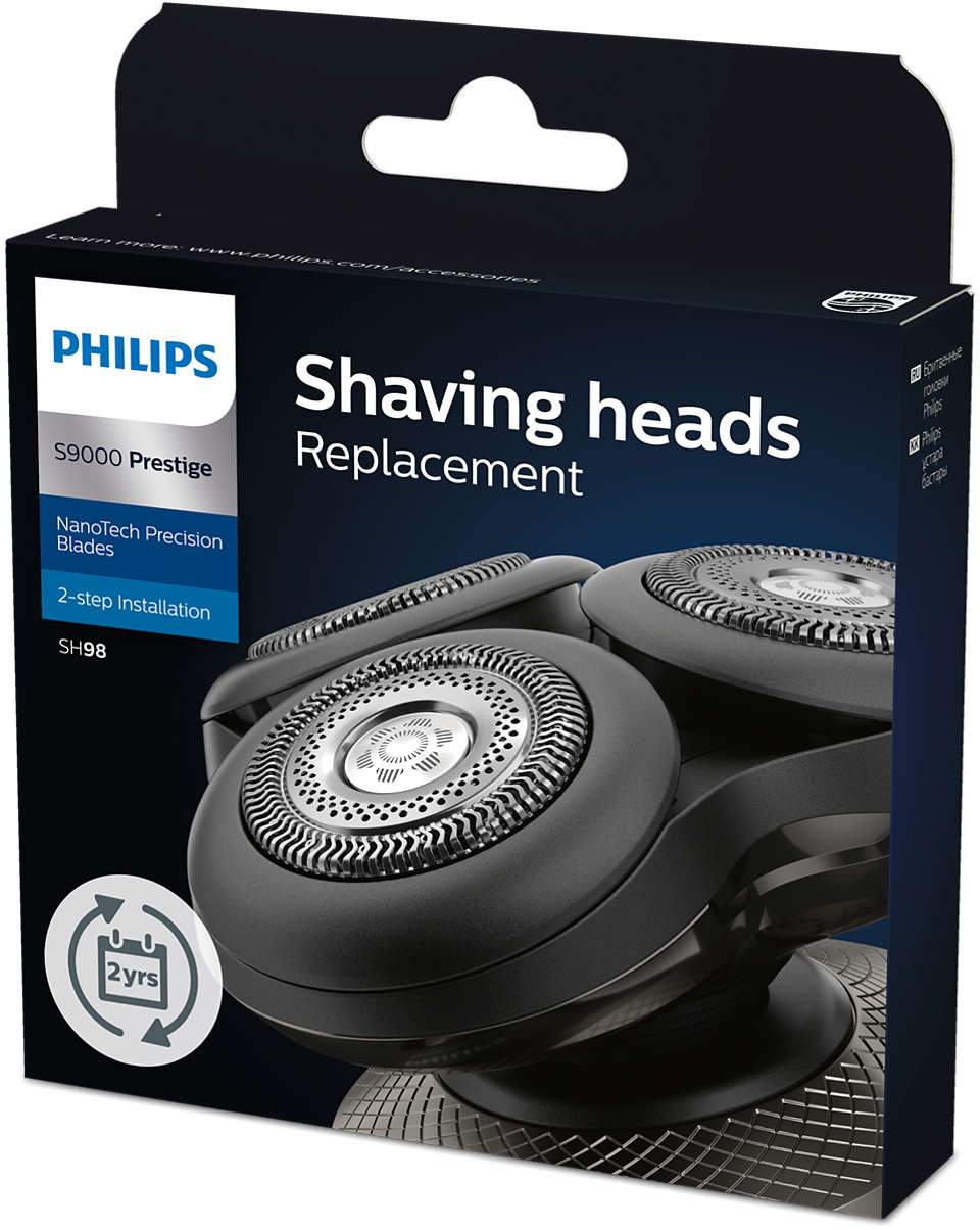 Philips Shaving Heads for Prestige S9000 SH98/71 - Get a Cut NZ