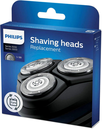 Philips Shaving Heads for Series 3000 SH30/51 - Get a Cut NZ