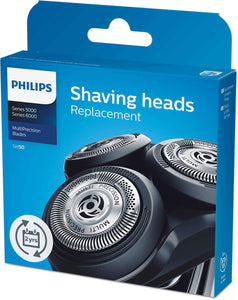 Philips Shaving Heads for Series 5000 SH50/51 - Get a Cut NZ