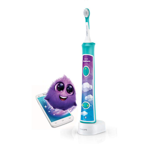 Philips Sonicare For Kids Connected Electric Toothbrush HX6321/03 - Get a Cut NZ