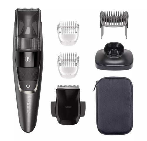 Philips Vacuum Beard Trimmer Series 7000, Li-ION BT7520/15 - Get a Cut NZ