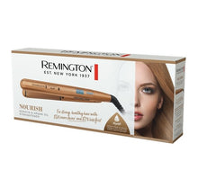 Load image into Gallery viewer, Remington Keratin & Argan Oil Nourish Straightener S7505AU - Get a Cut NZ