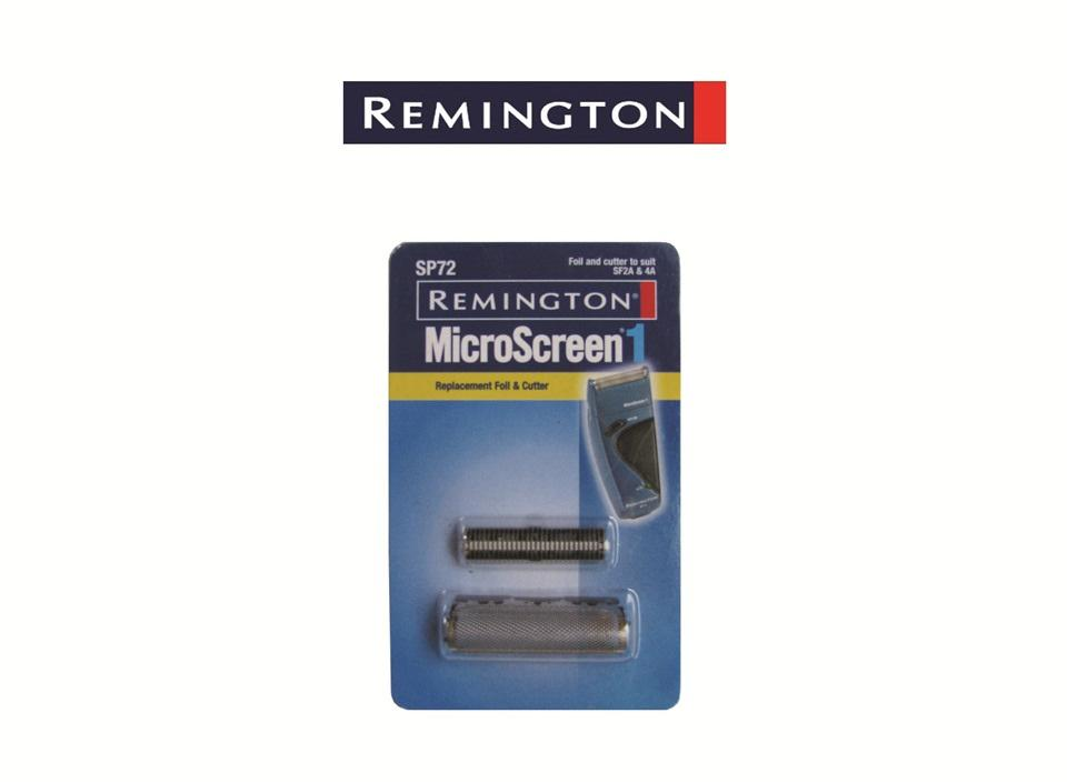 Remington Microscreen Foil and Cutter to suit SF2A (SP72) - Get a Cut NZ
