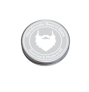 LeJonJon Handmade Unscented Beard Balm - 50mls - Get a Cut NZ