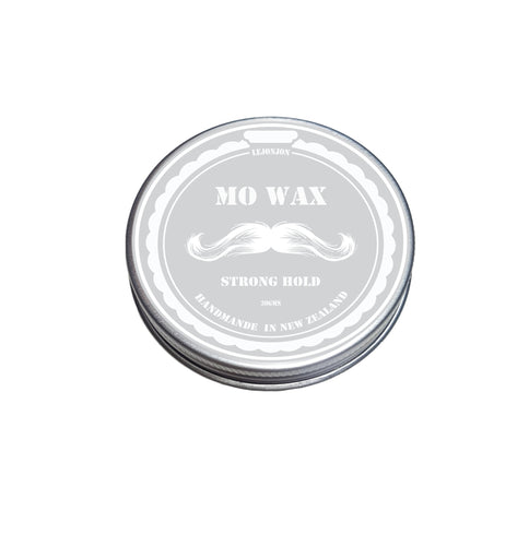 LeJonJon Handmade  Unscented Moustache Wax - Get a Cut NZ