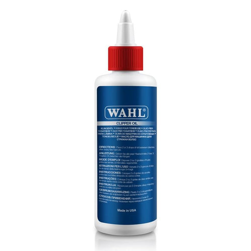 Wahl Clipper Oil Blister Pack 59ml WA3313 - Get a Cut NZ