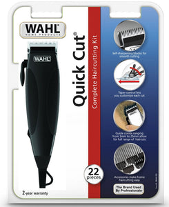 Wahl Quick Cut Complete Hair-cutting Kit WA9243-2512 - Get a Cut NZ