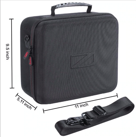 Nintendo switch traveling bag protection case with space
