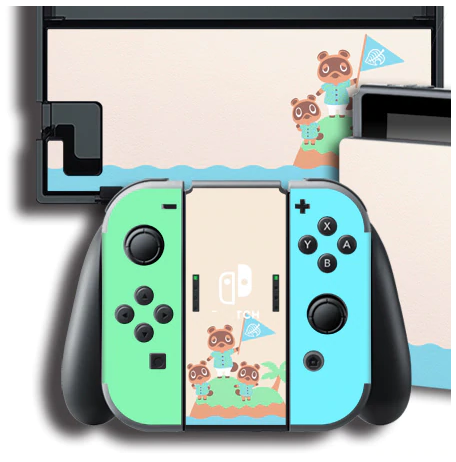 animal crossing skins for nintendo switch