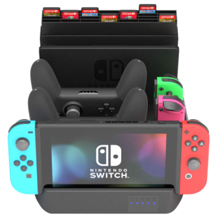 Nintendo Switch Charging Display Kit Stand Accessory For SWITCH
