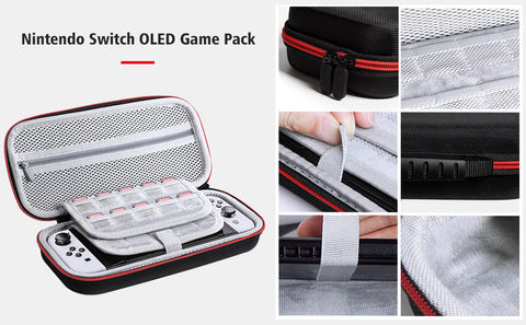 switch oled accessories