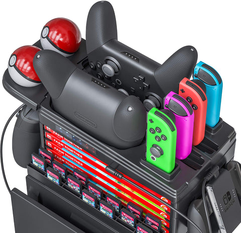 charging stand for nintendo switch tower stand