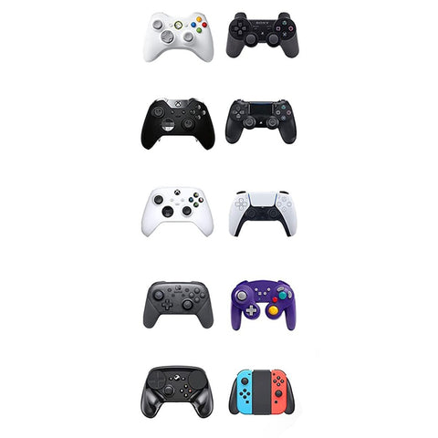 dual universal controller stand for gaming