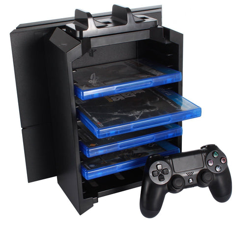 Playstation 4 charging game holder stand