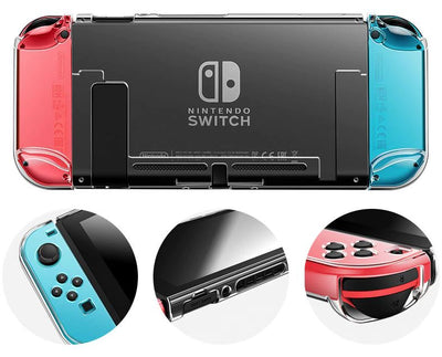 Nintendo Switch Transparent Case GamerPro