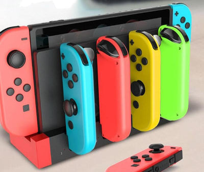 Nintendo Switch charging base station stand for joy cons