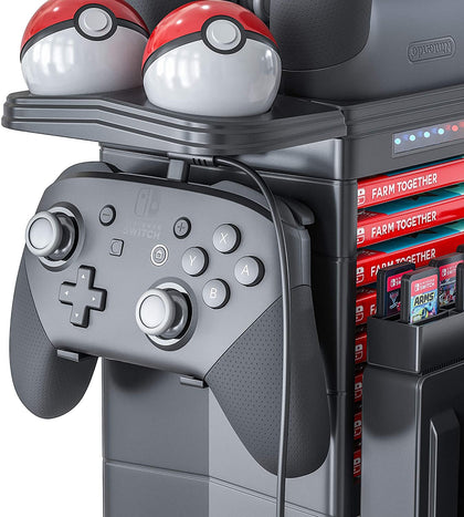 Nintendo Switch Charging Storage Stand - GamerPro