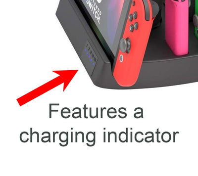 Nintendo Switch Charging Display Stand GamerPro
