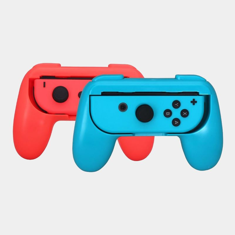 Joy-Con Handle Grips GamerPro 1 Red 1 Blue