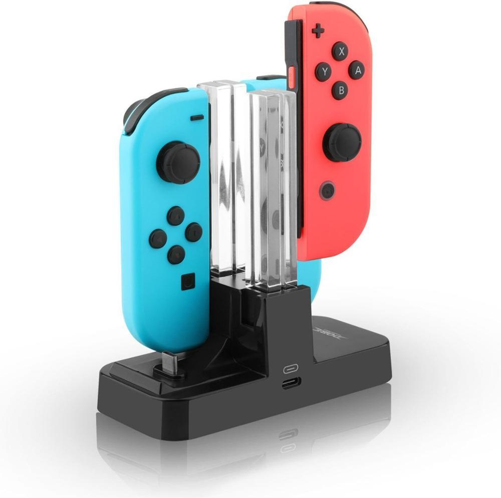 LED Joy-Con Charging Station GamerPro