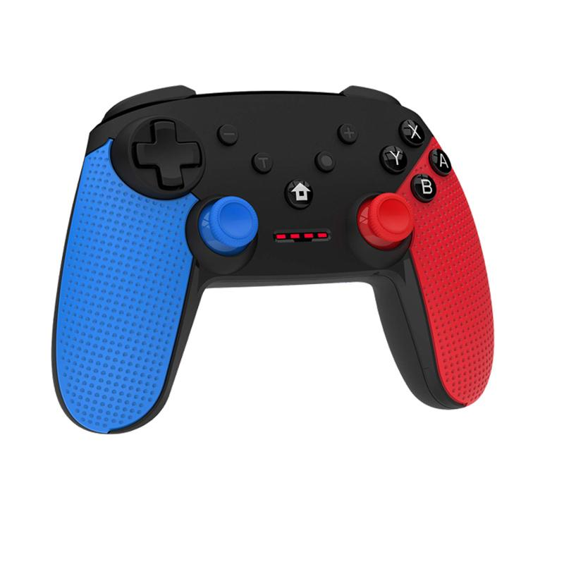 Nintendo Switch Wireless Controller GamerPro Blue & Red
