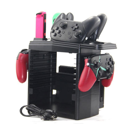 Nintendo Switch Charging Storage Tower Stand