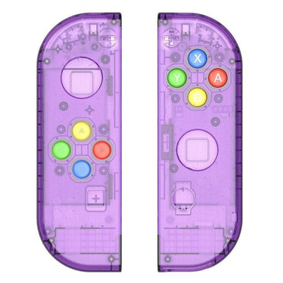 Joy-Con Custom Shells GamerPro Purple