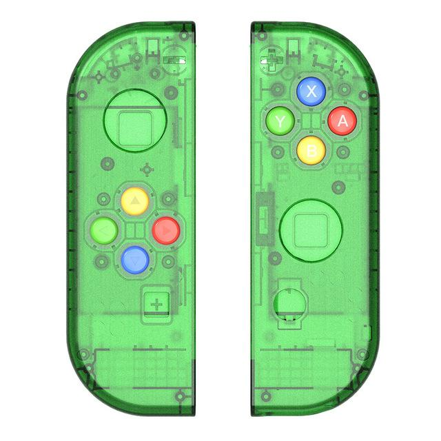 Joy-Con Custom Shells GamerPro Green