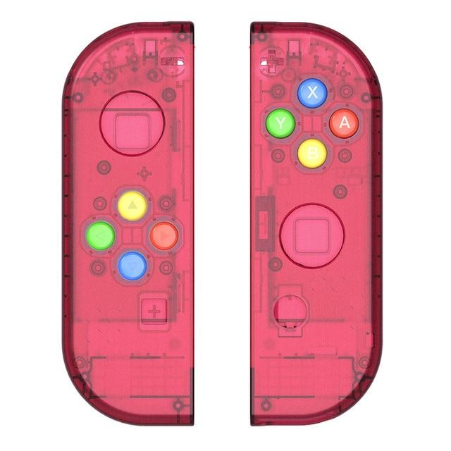 Joy Con color shells replacement red