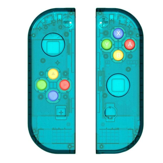 Joy-Con Custom Shells GamerPro Cyan