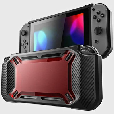 Nintendo Switch Hard Case GamerPro Red