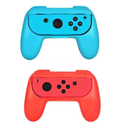 Joy Con carrier attachable grips