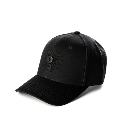 SIEMPRE LIBRÉ ALL BLACK BASEBALL CAP
