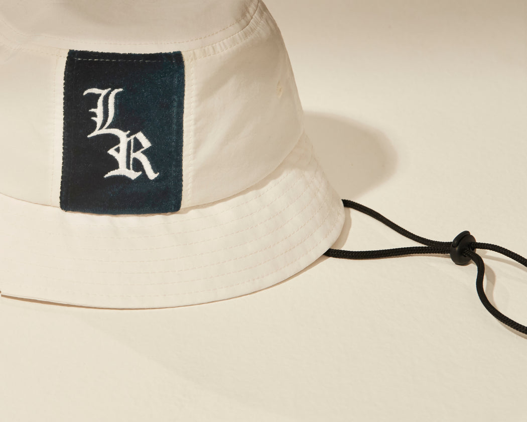 Money Green Bucket Hat - LA ROSA COPENHAGEN