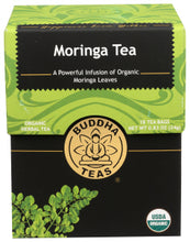 Load image into Gallery viewer, Buddha Tea - Moringa Tea (Box 18)