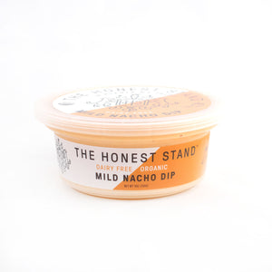 The Honest Stand - Mild Nacho Dip, 9oz.